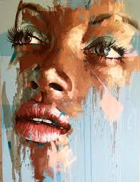 527 best figurative expressionism images on faces paint and portraits