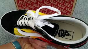 vans with flames. unboxing latest vans old skool fire flame shoes sneakers kicks full hd 2017 vans with flames