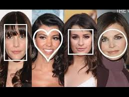 4 diffe ways to apply blusher for your face shape