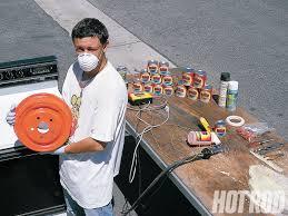 hrdp 9810 07 o eastwood hot coat powdercoating system finished powdercoat