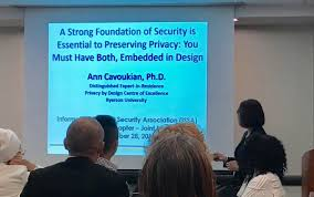Privacy By Design Centre Of Excellence