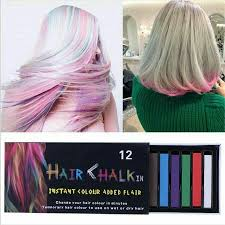 Color Crayons Change Hair Color Hair