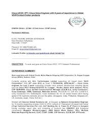 Ccna Resume Format Sample Ccna Resume Format For Freshers Free ...
