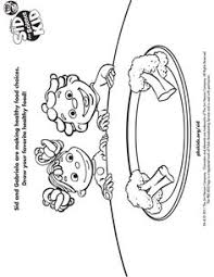 Small Picture sid the science kid coloring pages Google Search Coloring