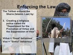 the laws of the taliban other countries sharia law 7