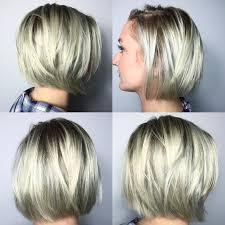 Edgy Bob Haircut For Women
