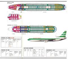 cathay pacific airlines boeing 747 and lockheed l 1011 tristar aircraft seating chart