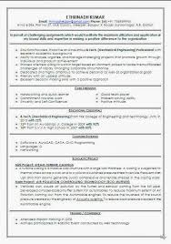 Civil Engineering Student Resume Civil Engineering Resume resume format