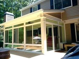 patio enclosure cost admirable screen patio cost cost of patio screen enclosure cost of glass patio