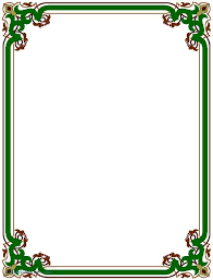 Image Result For First Page Of Project Border Ll Pinterest