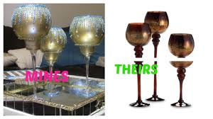bed bath and beyond candle holders dollar tree diy bed bath beyond bling candle holders you
