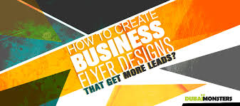 Create Business Flyer How To Create Business Flyer Designs That Get More Leads
