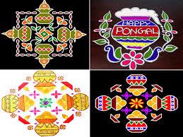 Margazhi/newyear/pongal special rangoli #15 pulli kolam #sankranti special easy chukkala 2 yıl önce. Top 9 Pongal Kolam Designs With Pictures 2021 Styles At Life