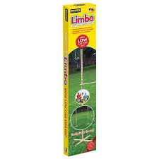 Wooden Limbo Game 100100M Large Wooden Limbo Game Frame Pole Bar Pub Kids Adults Garden 37