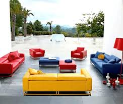 wonderful colored leather sofas sofa design colorful living room couches for gorgeous three best colours