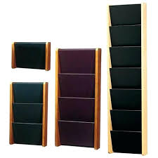 office depot magazine rack. Magazine Rack For Office Series Painted Front Wall Mounted Depot . O