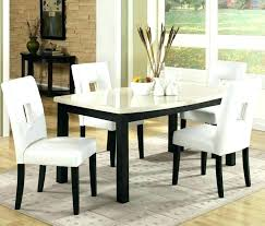 post small marble dining table top set 5 faux grey round and chairs w