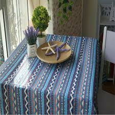 coffee table mats bohemian style tablecloths high quality cotton tablecloths table mats coffee table cloth cover