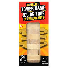 How To Play Tumbling Tower Wooden Block Game Bulk Tumble Tower Stacking Wood Block Games 100100 in at 32