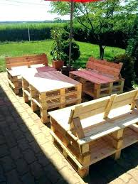 outdoor furniture made with pallets. Benches Made Out Of Pallets Patio Furniture Garden Pallet Wood Diy . Outdoor With