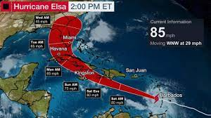 What We Know About Hurricane Elsa's ...