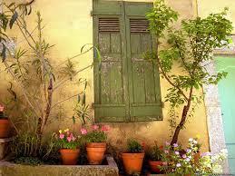 house on spring wallpaper