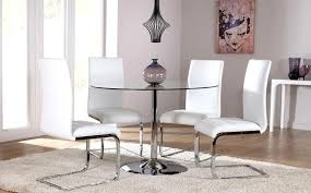 fantastic dining room sets white glass d chairs glass luxury elegant round glass dining table and delighful small glass dining of kitchen table and chairs
