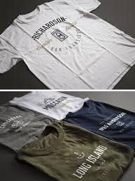 Free T Shirt Template Free T Shirt Mockup Download Psd Template