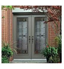 artisan glass door insert impact