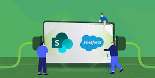 sharepoint sforce integration the