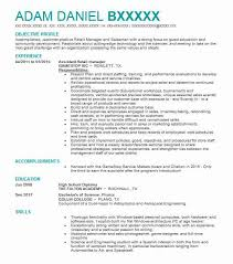 Retail Manager Resume Beauteous Assistant Retail Manager Resume Sample Manager Resumes LiveCareer