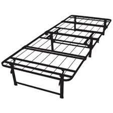 Twin XL size Steel Folding Metal Platform Bed Frame