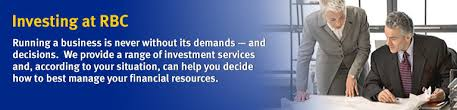 business investing services rbc