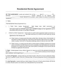 House Contract Form Room Rental Agreement Home Template House Rent Contract Form