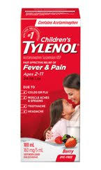 Checking Your Childs Temperature Tylenol