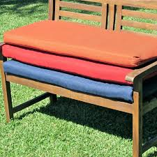 Porch Swing Cushions Inch Patio Replacement And Canopy Wicker