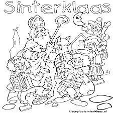 Kleurplaat Sinterklaas Schoentje Knutselen Krijg Duizenden