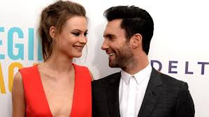 Adam levine & maroon 5's animals by shelby the german shepherd. Adam Levine And Behati Prinsloo Are Creepy As Hell In Maroon 5 S Animals Video Entertainment Tonight