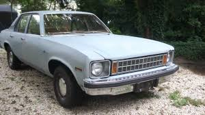 Review of 1977 Chevrolet Nova~50,000 Orig Miles~Straigt Six ...