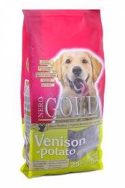 <b>Nero Gold Adult Dog</b> Venison & Potato 2,5 кг