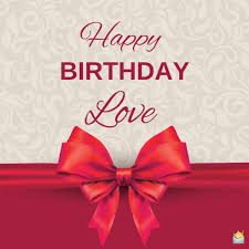 Happy Birthday Love Quotes Adorable Unique Emotional And Romantic Birthday Wishes For Your Love