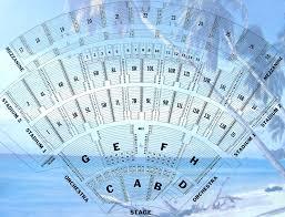 Jones Beach Seating Chart Ga Pit Seating Chart