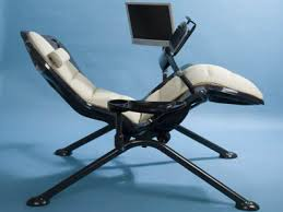 indoor zero gravity chair. Zero Gravity Chair Tray Recliner Folding Outdoor Furniture Anti With Side Table Indoor G