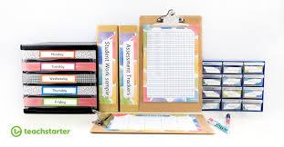 7 tips for organising a teacher s desk