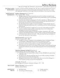 Office Job Resume Sample Gallery Creawizard Com