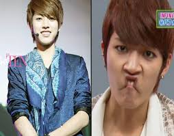s yunho k pop silly fa who do you think has the funniest face among the male kpop poll natural vs dark male idol makeup