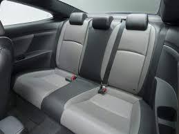 2018 honda civic coupe hatchback lx 2dr coupe interior