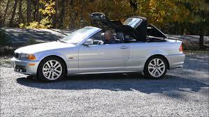 Coupe Series 2001 bmw 325ci convertible : 2001 BMW 3 Series Convertible Top Drop 330CI - YouTube