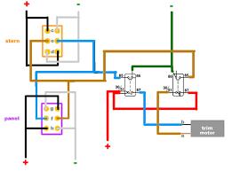 mercruiser power trim wiring diagram unique advice wiring tilt with tilt and trim wiring diagram mercruiser power trim wiring diagram unique advice wiring tilt with two switches in parallel page 1