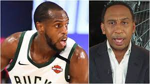 Stephen A. puts out an APB for Khris ...